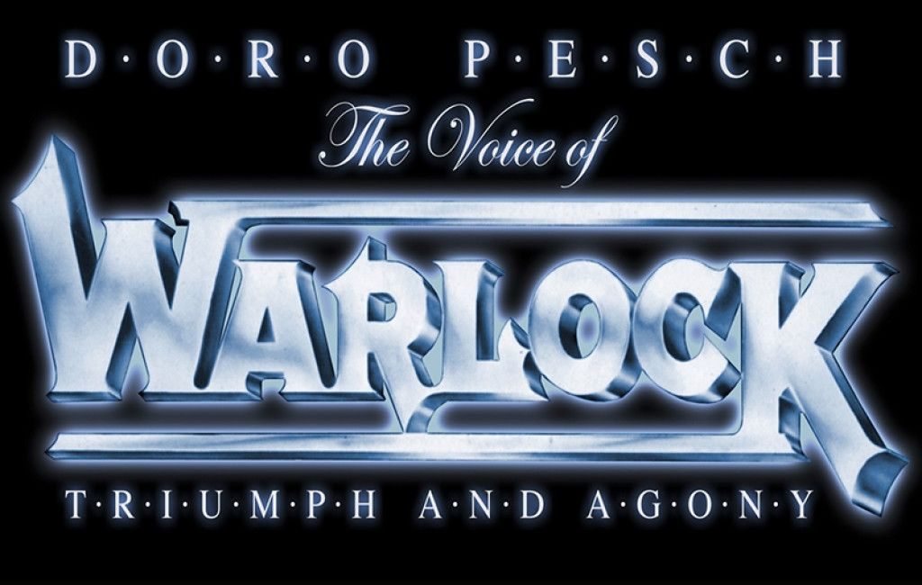 Doro Pesch the voice of WARLOCK celebrating Triumph and Agony